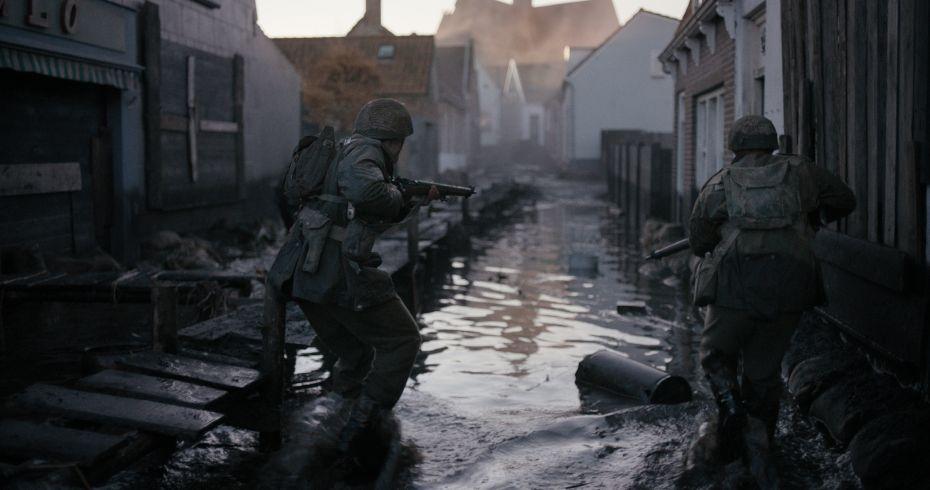 Een afbeelding van De slag om de Schelde