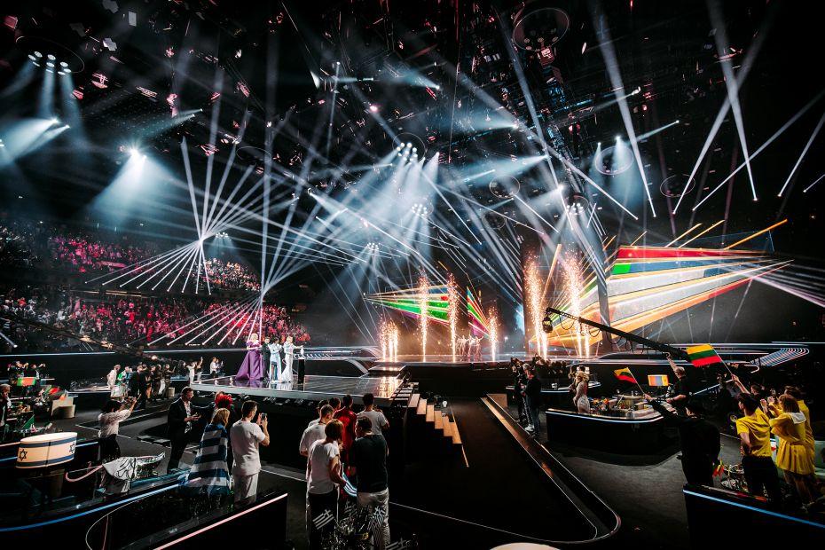 Een afbeelding van Eurovisie Songfestival 2021