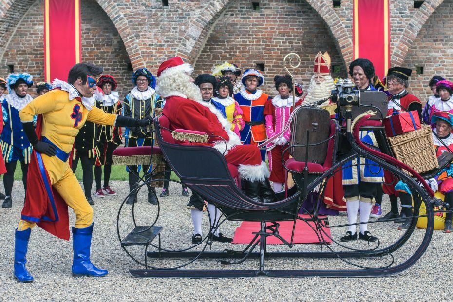 Een afbeelding van Waar is het grote boek van Sinterklaas?